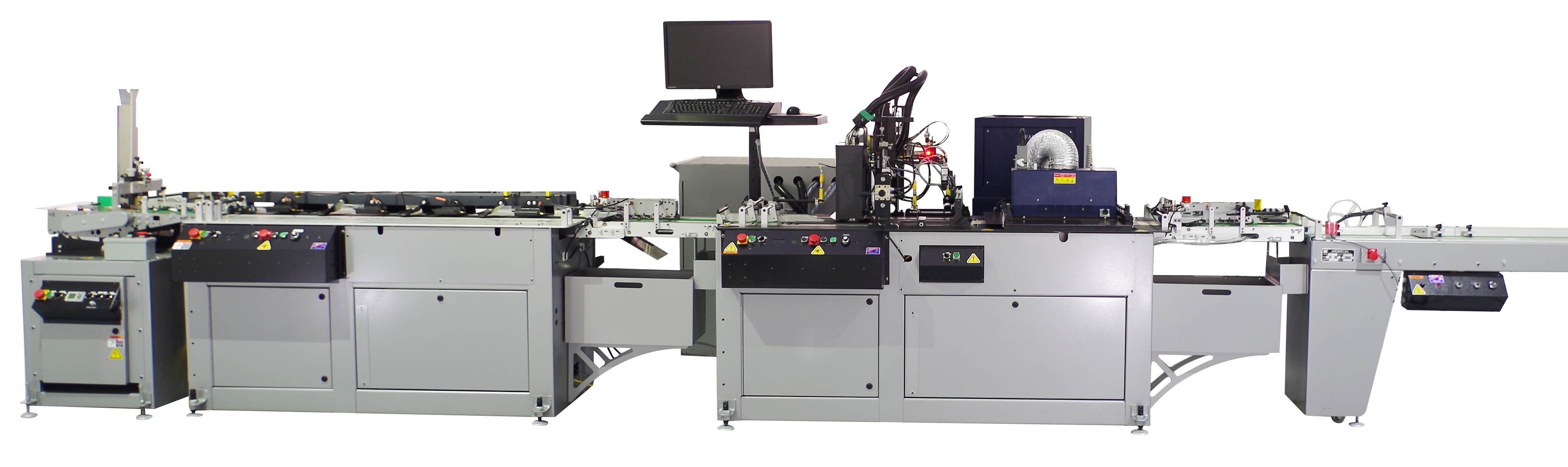 RFID Encoding and Printing Production System