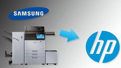 惠普宣布完成收购三星打印机业务