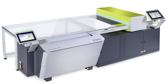 Esko – New solutions for automated flexo platemaking