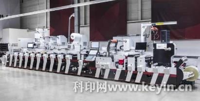 Sato英国公司安装了两台麦安迪PS印刷机