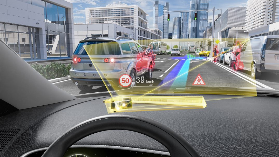 The Next Generation of Head-up Displays