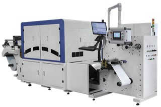 Amica Systems to Present Innovative Label Press at All in Print China 2018