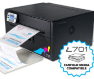 Afinia Label – Mid-run digital label printer L701 introduced