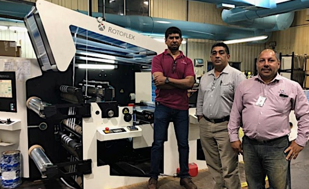 The Label House Group expands with Rotoflex VLI-800