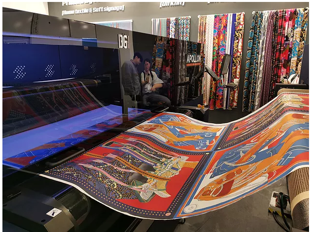 DGI introduces new textile printers