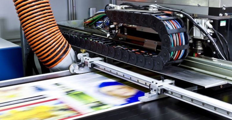 Digital Print Increases Market Share to 21.1%