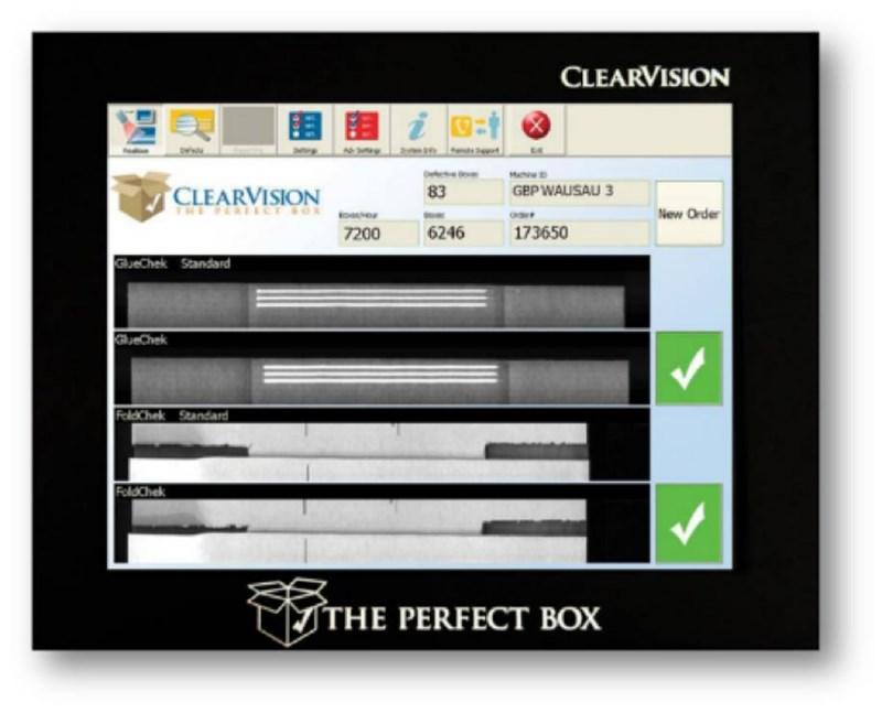 ClearVision视觉品质检测保障系统